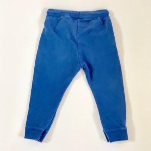 Zara Bottoms - Zara Baby Toddler Boy Blue Joggers